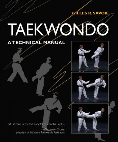 Taekwondo : a technical manual /