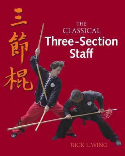 The classical three-section staff /