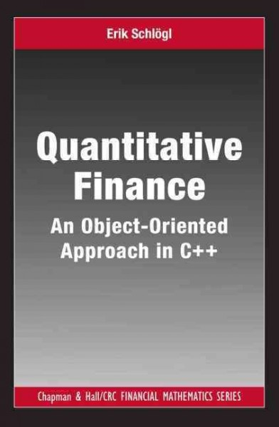 Quantitative finance : an object-oriented approach in C++