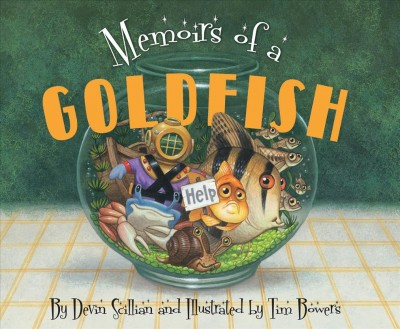 Memoirs of a goldfish 書封