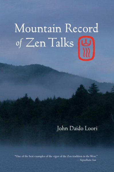 Mountain record of Zen talks /