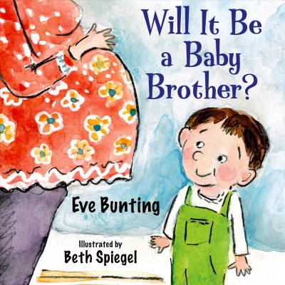 Will it be a baby brother? 封面