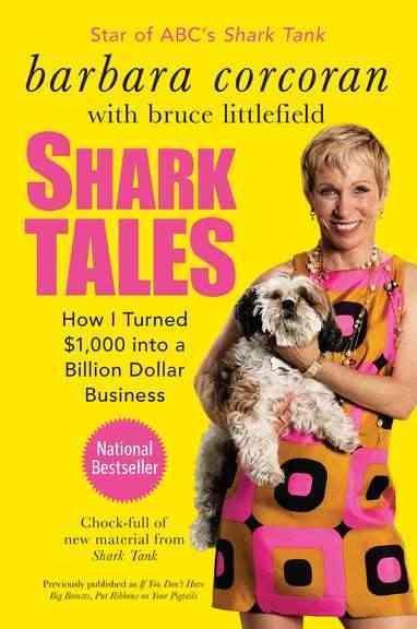 Shark Tales 媽媽教我這樣做! 紐約房產天后的億萬家訓