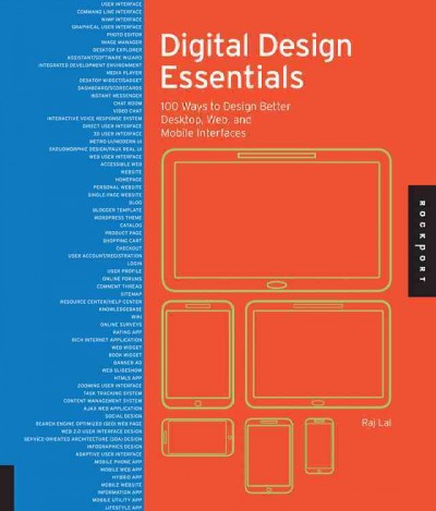 Digital design essentials : : 100 ways to design better desktop- web- and mobile interfaces
