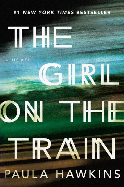 The Girl on the Train 列車上的女孩(精裝)