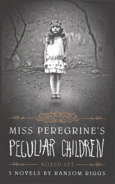 Miss Peregrine`s Peculiar Children: Boxed Set怪奇孤兒院套書