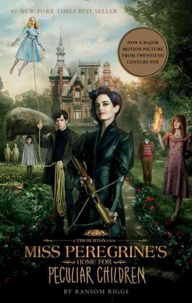 Miss Peregrine``s Home for Peculiar Children(MTI) 怪奇孤兒院(電影書封)