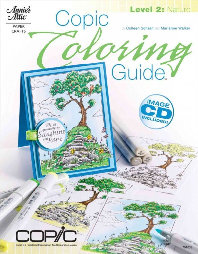 Copic Coloring Guide Level 2