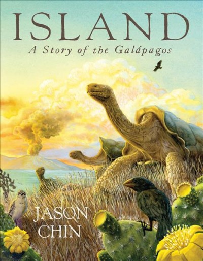 Island : a story of the Galápagos /