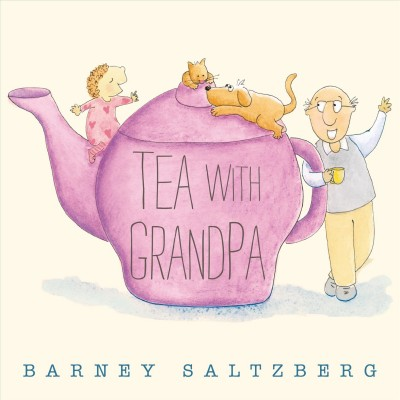 Tea with Grandpa 書封
