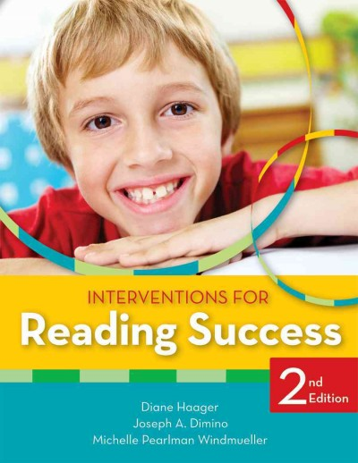 Interventions for reading success /