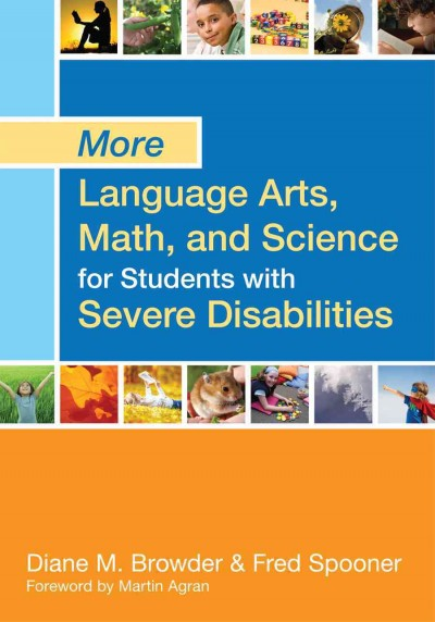 More language arts, math, and science for students with severe disabilities /