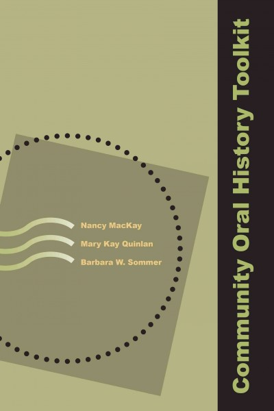 Community oral history toolkit /