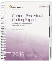Current Procedural Coding 2016 Expert