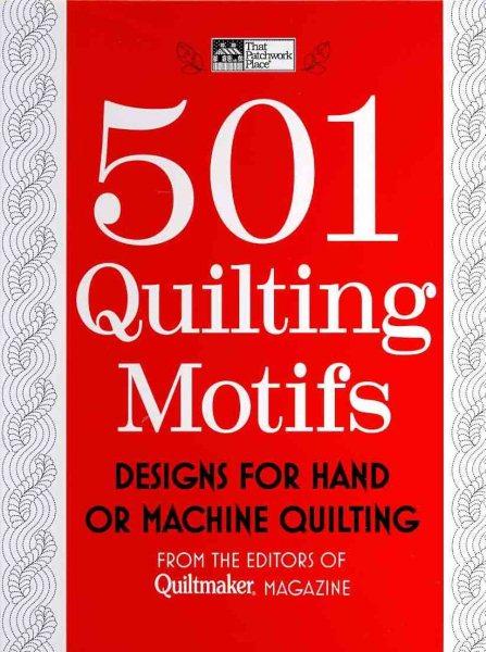 501 Quilting Motifs