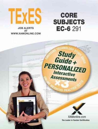 Texes Core Subjects Ec-6 291 + Online