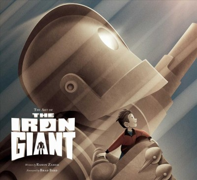 The art of the Iron Giant /