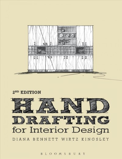 Hand drafting for interior design /