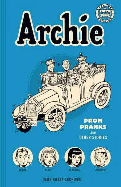 Archie Archives