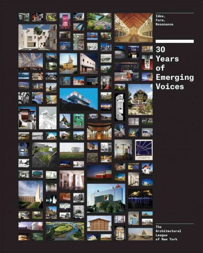 30 years of emerging voices : : idea- form- resonance