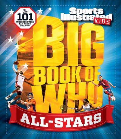 Big book of who : all-stars /