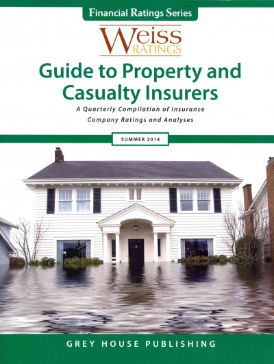 Weiss Ratings Guide to Property & Casualty Insurers