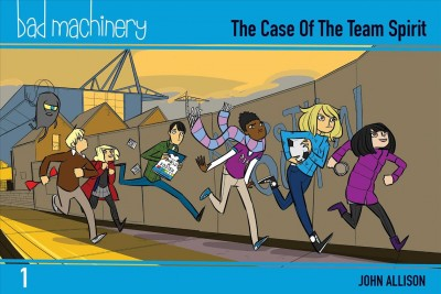 Bad Machinery 1