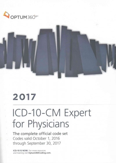 ICD-10-CM 2017 Expert for Physicians