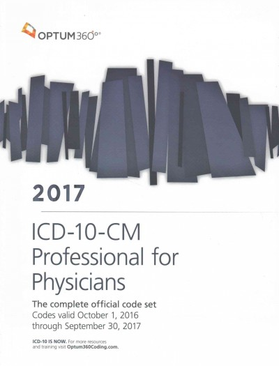 ICD-10-CM 2017 Professional for Physicians