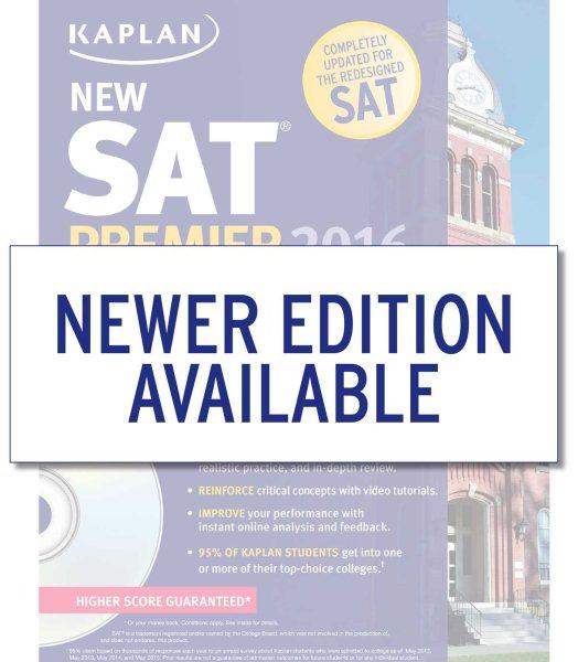 New SAT premier [2016]