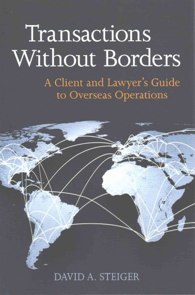 Transactions Without Borders