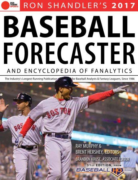 Baseball Forecaster 2017