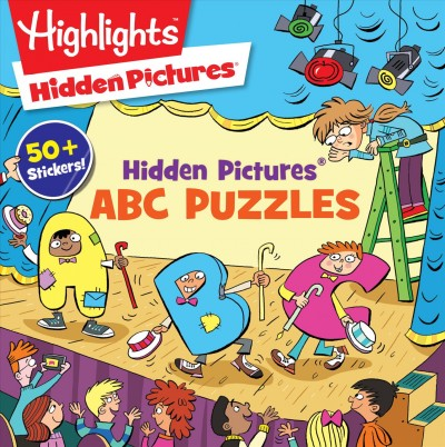 Hidden Pictures ABC