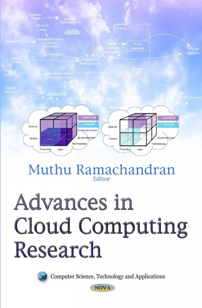 Advances in cloud computing research /