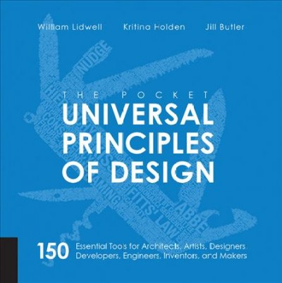 The pocket universal principles of design /