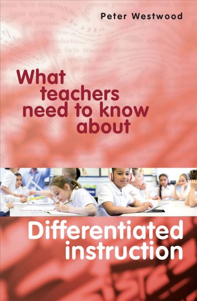 Differentiated instruction /