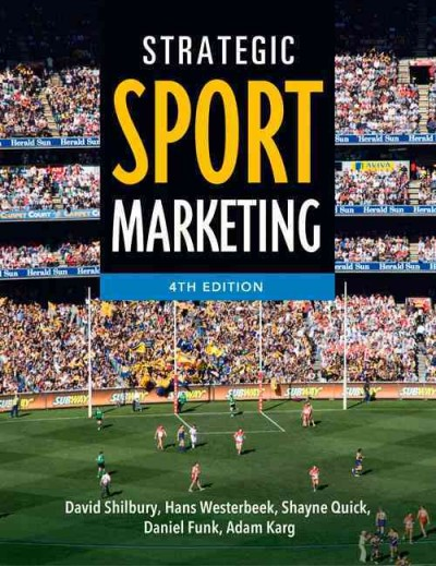 Strategic sport marketing /