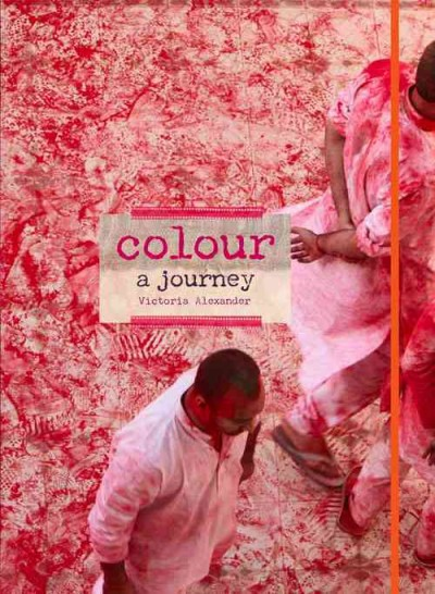 Colour : : a journey