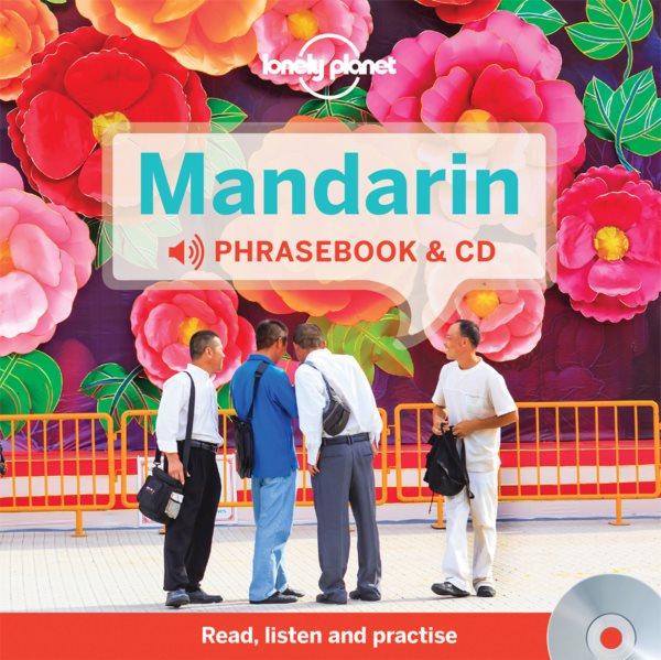 Lonely Planet Mandarin Phrasebook