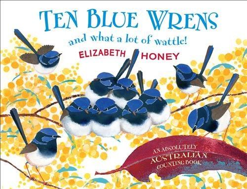Ten Blue Wrens