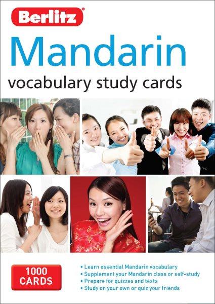 Berlitz Language - Mandarin Study Cards