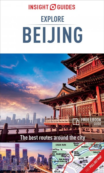 Insight Guide Explore Beijing