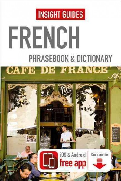 Insight Guides Phrasebooks French