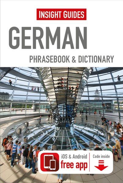 Insight Guides Phrasebooks German