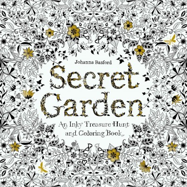 Secret Garden 祕密花園系列:祕密花園
