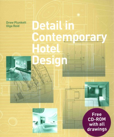 Detail in contemporary hotel design /