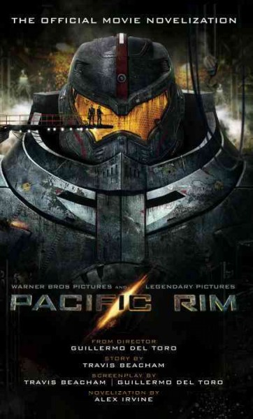Pacific rim : : the official movie novelization