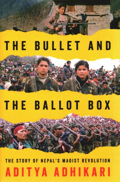 The bullet and the ballot box:the story of Nepal
