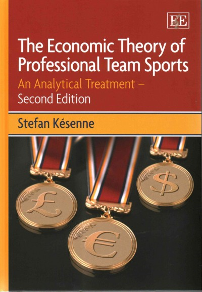 The economic theory of professional team sports : an analytical treatment /