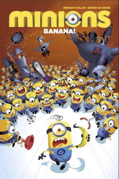 Minions Vol. 1:Banana! 小小兵漫畫版1